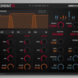 Audio Damage AD037 Kombinat Tri v3.1.0 (WIN+MAC)