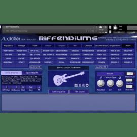 Audiofier Riffendium 6 KONTAKT