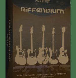 Audiofier Riffendium v1.02 KONTAKT