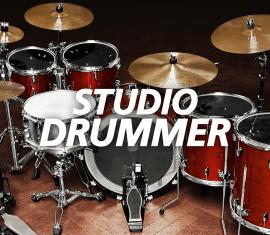 Native Instruments Studio Drummer v1.4.0 KONTAKT
