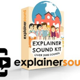 Explainer Sound SFX library – Over 2000 Sounds