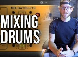 MyMixLab Mixing Drums with Scott Banks TUTORiAL