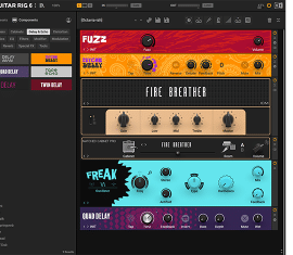 Native Instruments Guitar Rig 6 Pro v6.0.4 [WIN]