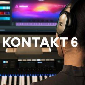 Native Instruments Kontakt 6 v6.5.0 [WIN]
