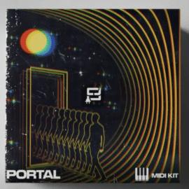 StudioPlug – Portal (Midi Kit)