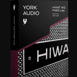 York Audio HWAT 412 FN50 Lite (Kemper, WAV) [IR library]