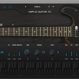 Ample Sound Ample Guitar Telecaster v3.2.0 [WIN+MAC]