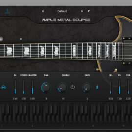 Ample Sound Ample Metal Eclipse v3.2.0 [WIN+MAC]