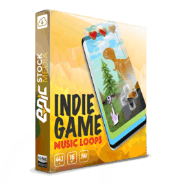 Epic Stock Media Indie Game Music Loops