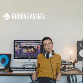 Groove Agent 5 FULL VERSION [WIN]-64 BIT