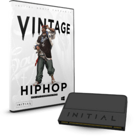 Initial Audio Vintage Hiphop – Heat Up 3 Expansion [WIN+MAC]