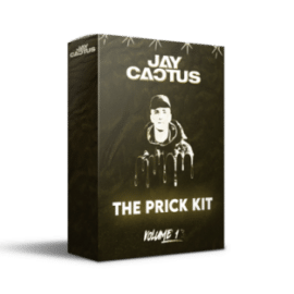 Jay Cactus The Prick Kit Volume 1 WAV MiDi
