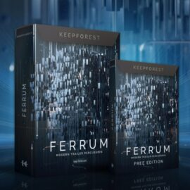 Keepforest Ferrum Full Edition WAV KONTAKT