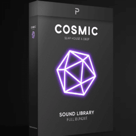 The Producer School Cosmic Slap House & Deep Wav Serum FL Studio 20 & Ableton Live 10 Midi