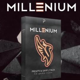 The Producer school Millenium Wav Serum Sylenth1 Midi FL Studio 20