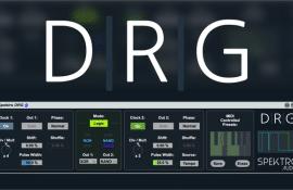 Spektro Audio Spektro DRG v1.0 For MAX 4 LiVE