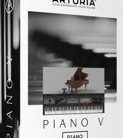 Arturia Keyboards & Piano Collection 2021.1 [WIN]