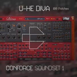 CONFORCE Conforce Soundset 1 for Diva