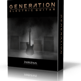 Indiginus Generation Electric Guitar KONTAKT