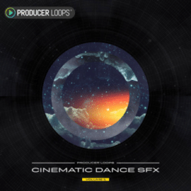 Producer Loops Cinematic Dance SFX Volume 1 WAV MiDi [FREE]