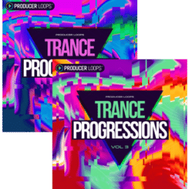 Producer Loops Trance Progressions Volume 2-3 WAV MiDi Free Download