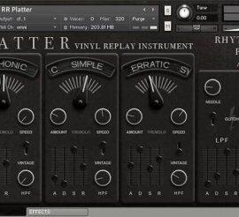 Rhythmic Robot Platter KONTAKT [FREE]