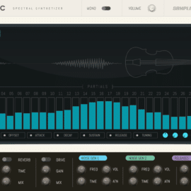 Sampleson Akoustic Spectral Synthesizer v1.1.0 [WIN+MAC]