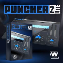 W. A. Production Puncher 2 Lite (WIN+MAC)-CRACKED