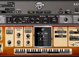 Applied Acoustics Systems STRUM GS 2.3.3 (Win+Mac)