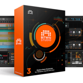 Bitwig Studio 3.3.1 Free Download (WIN+MAC)