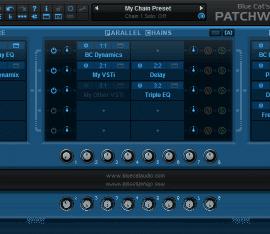 Blue Cat Audio Blue Cats PatchWork v2.43 Incl Keygen (WIN+OSX)-R2R