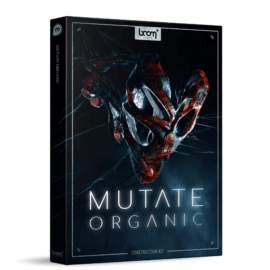 Boom Library Mutate Organic Construction Kit WAV