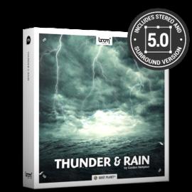 Boom Library Thunder & Rain Surround Edition WAV