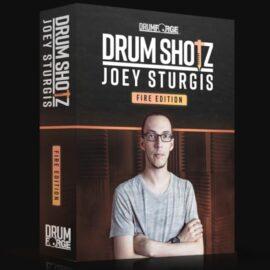 DRUMSHOTZ JOEY STURGIS FIRE EDITION