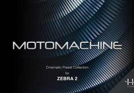 Hidden Path Audio MOTOMACHINE for Zebra2