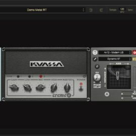 Kuassa Amplifikation 360 v1.0.3 Incl Patched and Keygen-R2R