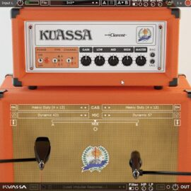 Kuassa Amplifikation Clarent v1.0.0 Incl Patched and Keygen-R2R
