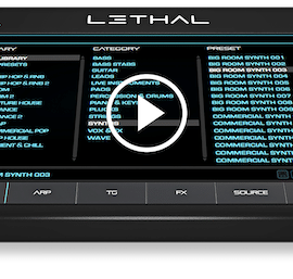 Lethal Audio Lethal v1.0.20 (Mac OS X)