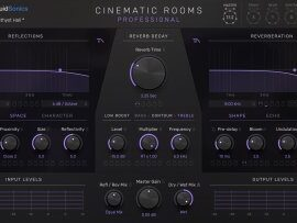 LiquidSonics Cinematic Rooms Professional v1.0.3-R2R