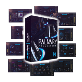 NoiseAsh Palmary Collection v1.3.2 Incl Keygen (WiN and OSX)-R2R