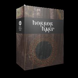 Simple Samples Audio Horror Harp v2.0 KONTAKT