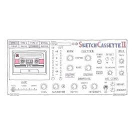 SketchCassette II v2.1 (WIN+MAC)