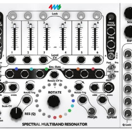 Softube 4ms Spectral Multiband Resonator v2.5.9-R2R