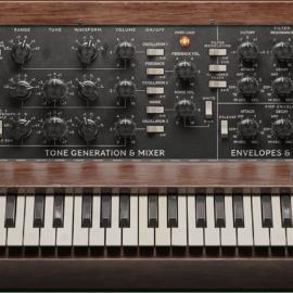 Softube Model 72 Synthesizer System v2.5.9 Free Download