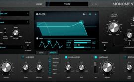 Softube Monoment Bass v2.5.9 Free Download