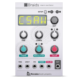 Softube Mutable Instruments Braids v2.5.9-R2R