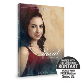 Sonuscore Ethnic Vocal Phrases Kontakt