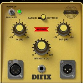 Soundevice Digital DIFIX v2.0 Incl Patched and Keygen-R2R