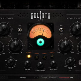 Tone Empire Goliath V2 v1.1.2 Incl Keygen (WIN OSX)-R2R