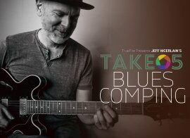 Truefire Jeff McErlain Take 5 Blues Comping TUTORiAL